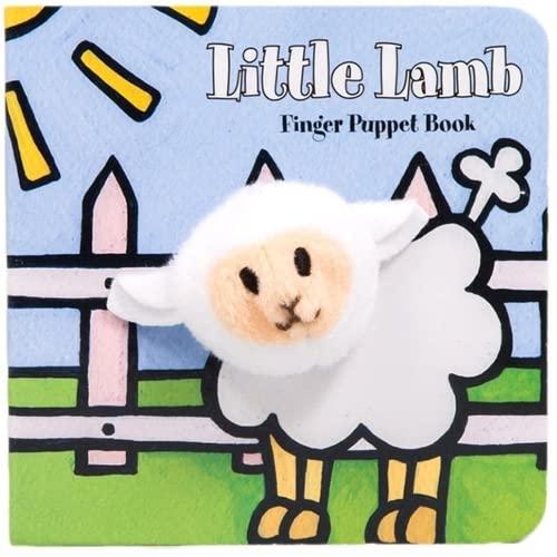 9780811852357: Little Lamb: Finger Puppet Book (Little Finger Puppet Board Books)