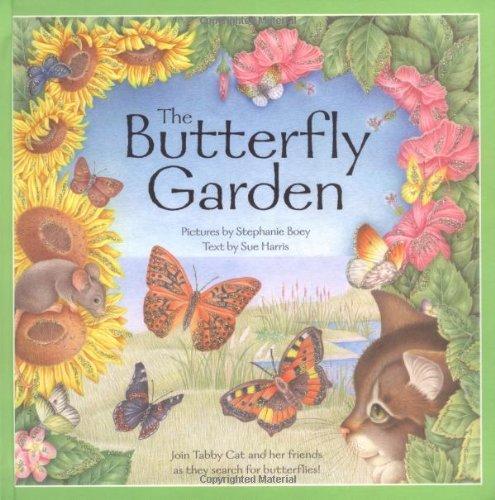 The Butterfly Garden (Templar): Harris, Sue