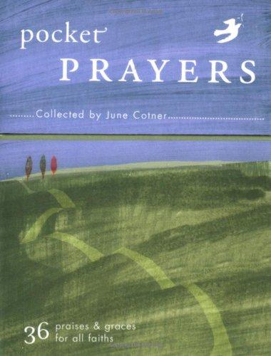 9780811853309: Pocket Prayers Deck: 36 Praises & Graces for All Faiths