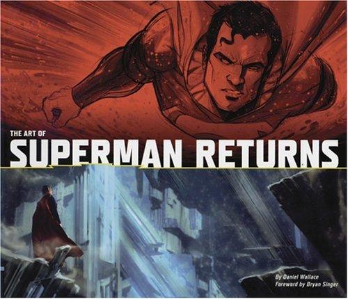 9780811853446: The Art of Superman Returns