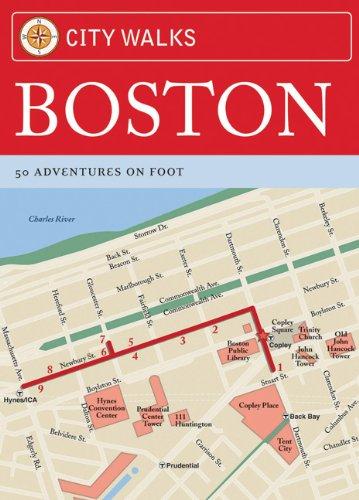 9780811853927: City Walks Deck: Boston