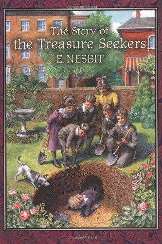 9780811854153: The Story of the Treasure Seekers (Nesbit)