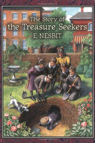 9780811854160: Story of the Treasure Seekers