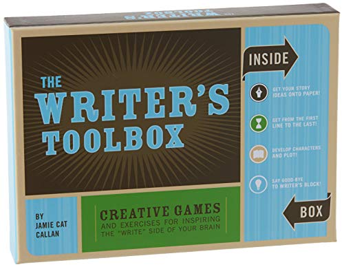 9780811854290: The Writer's Toolbox: Creative Games and Exercises for Inspiring the 'Write' Side of Your Brain