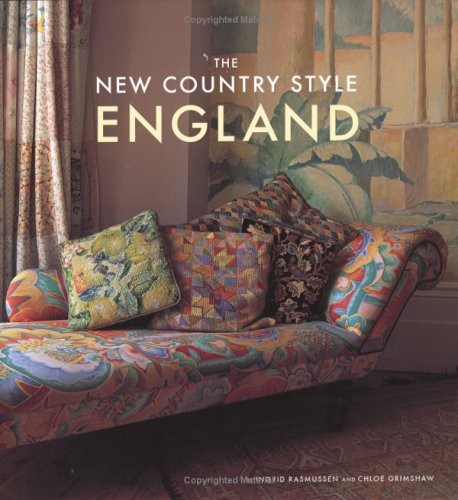 9780811854825: The New Country Style England