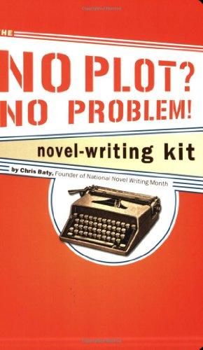 9780811854832: No Plot? No Problem!: Novel Writing Kit