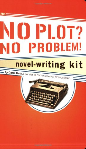 9780811854832: No Plot? No Problem!: Novel Writing Kit