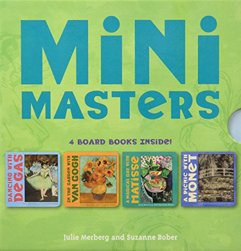 9780811855181: Mini Masters Boxed Set