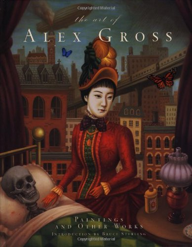 9780811855341: The Art of Alex Gross: Paintings and Other Works