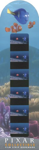 9780811855785: Finding Nemo Collectible Film Strip Bookmark (Boomark 6 Pack)