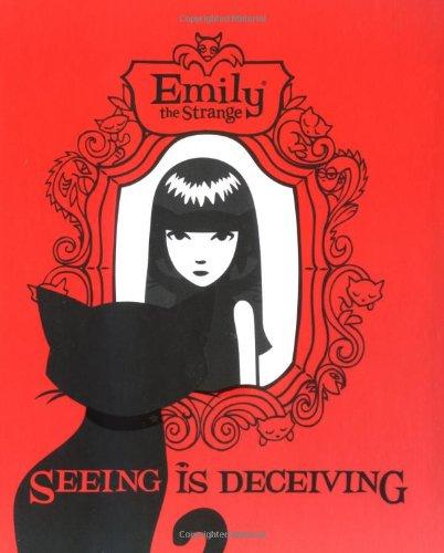 9780811856263: Emily the Strange: Seeing Is Deceiving