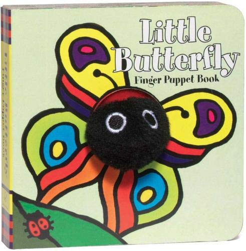 Little Butterfly: Image Books Staff;