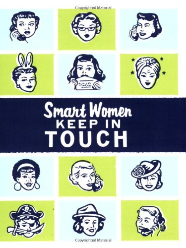 9780811856539: Smart Women Keep In Touch: Address Book