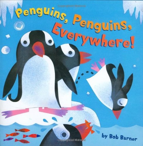 9780811856645: Penguins, Penguins, Everywhere!