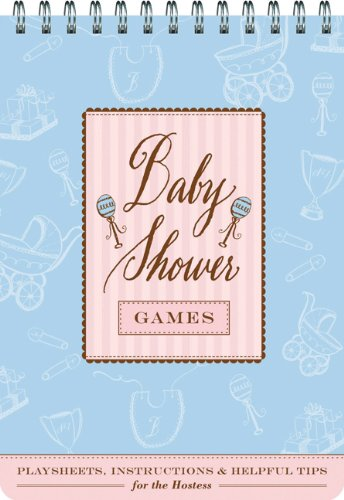 9780811856775: Baby Shower Games: Fun Party Games and Helpful Tips for the Hostess