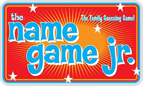 9780811857581: Name Game Jr.: The Family Guessing Game