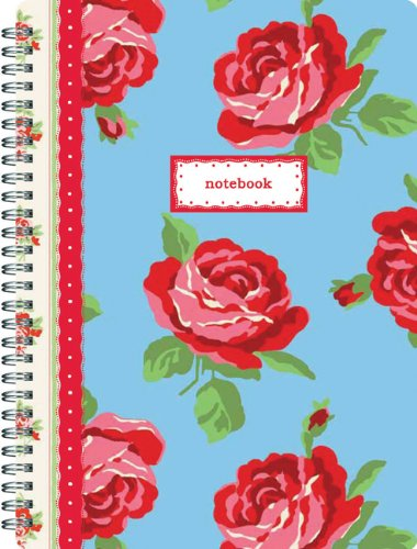 9780811857642: Cath Kidston Ottoman Roses Notebook