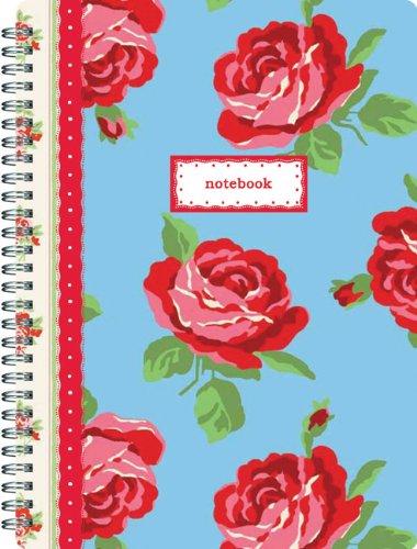 9780811857642: Cath Kidston Ottoman Roses Notebook