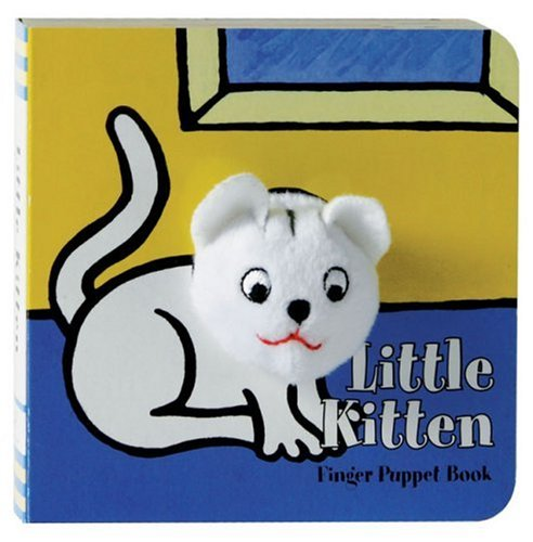 Finger Puppet Book: Little Kitten (Finger Puppet: Image Books
