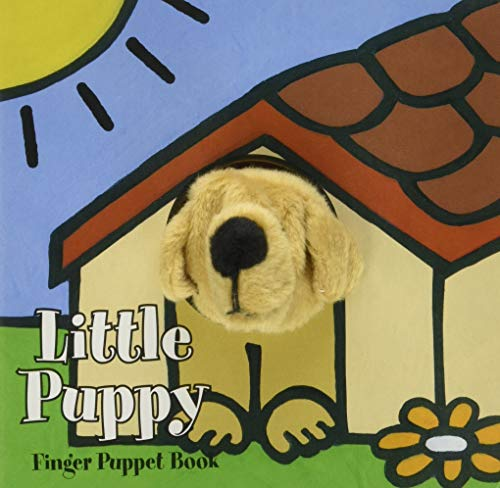9780811857710: Little Puppy: Finger Puppet Book (Little Finger Puppet Board Books)