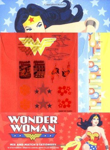 9780811857888: Wonder Woman Mix and Match