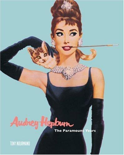 9780811858021: Audrey Hepburn: The Paramount Years