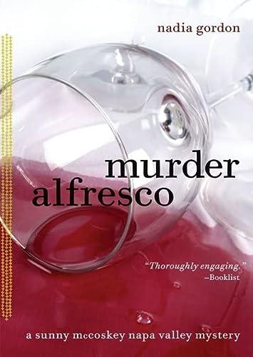 9780811858175: Murder Alfresco (Sunny McCoskey Napa Valley Mysteries)