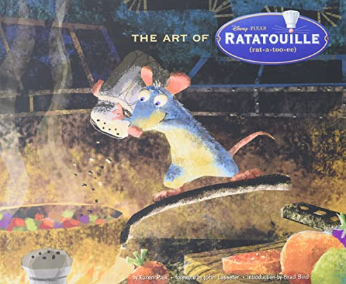 9780811858342: The Art of Ratatouille