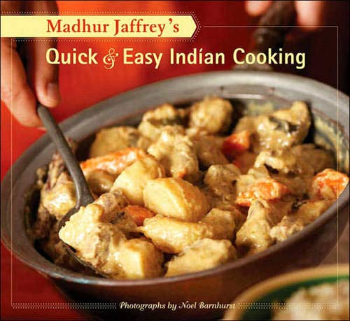 9780811859011: Madhur Jaffrey's Quick & Easy Indian Cooking