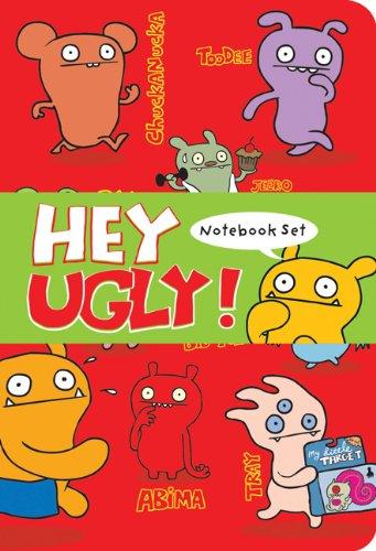 9780811859196: Hey Ugly!: Notebook Set