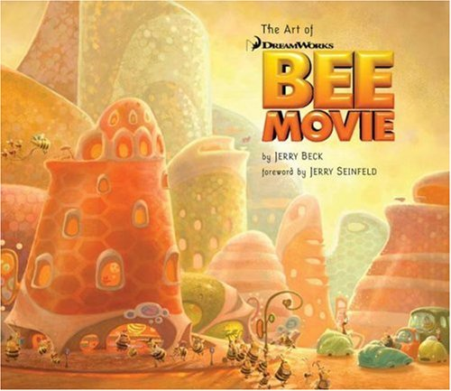 9780811859516: The Art of Dreamworks Bee Movie