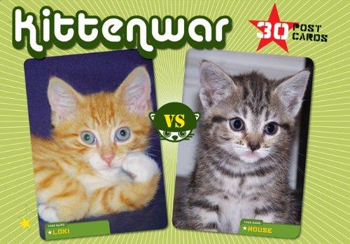 Kittenwar Postcard Box: May the Cutest Kitten Win!: Lewry, Fraser; Ryan, Tom