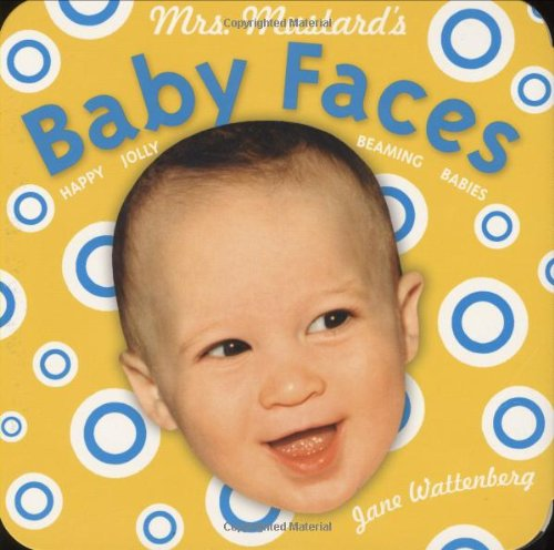9780811859677: Mrs. Mustard's Baby Faces