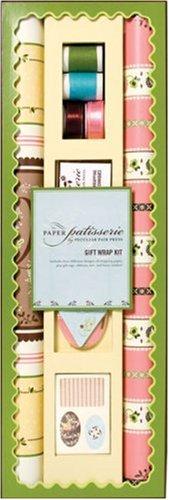 Paper Patisserie Gift Wrap Kit: Peculiar Pair Press