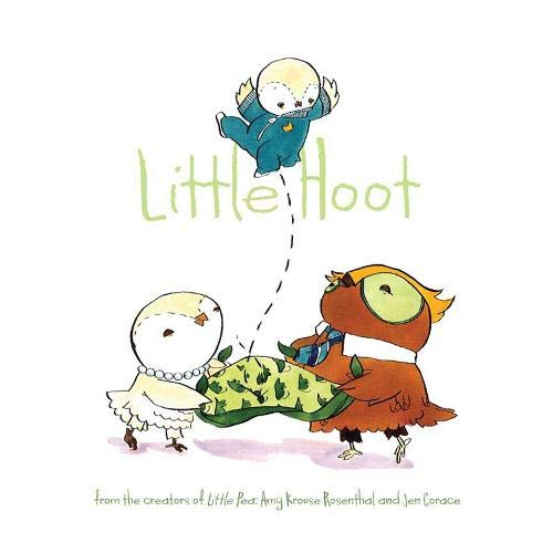 Little Hoot (081186023X) by Amy Krouse Rosenthal