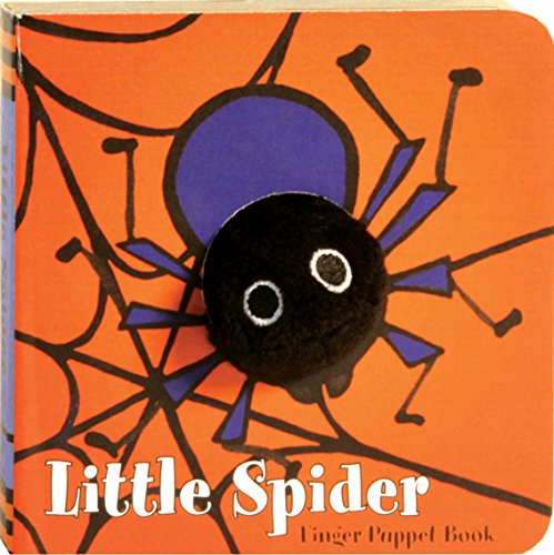 9780811861045: Little Spider