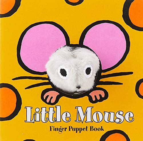 9780811861106: Little Mouse: Finger Puppet Book