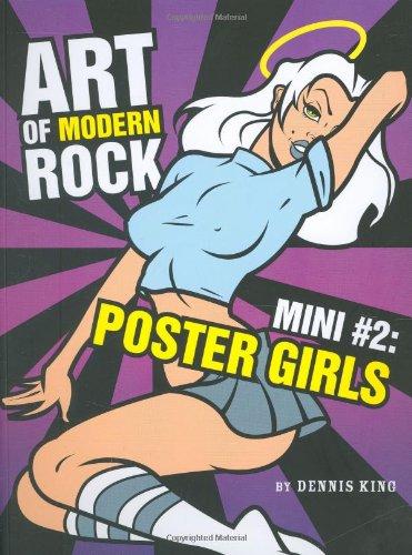 9780811861199: Art of Modern Rock: Poster Girls