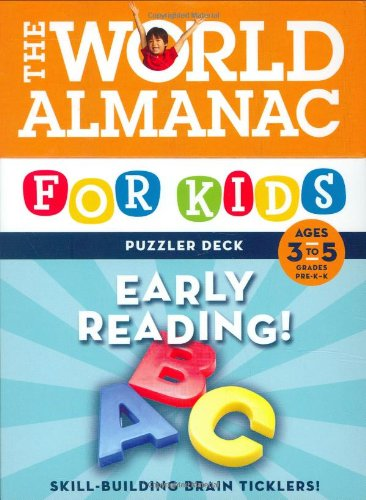9780811861588: The World Almanac for Kids Puzzler Deck: Life Science, Ages 5 to 7, Grades 1-2