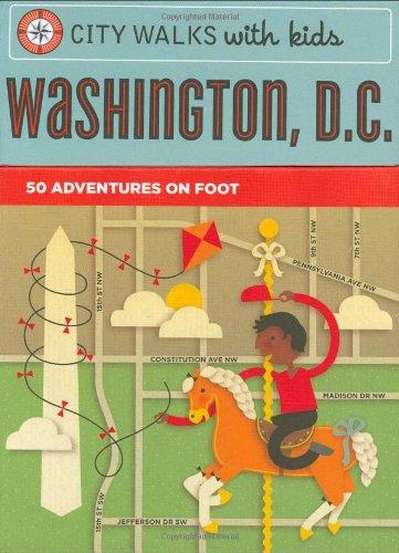 9780811861694: Washington, D.C (City Walks with Kids)