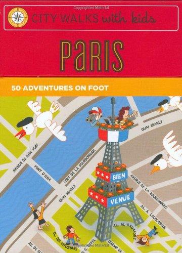 9780811861700: City Walks with Kids Paris