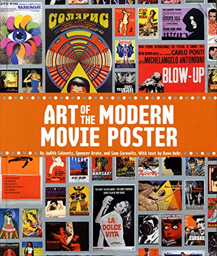 9780811861717: Art of the Modern Movie Poster: International Postwar Style and Design