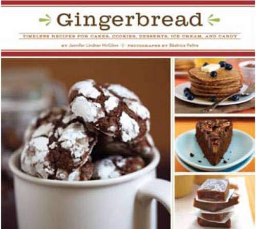 Gingerbread: Jennifer Lindner McGlinn