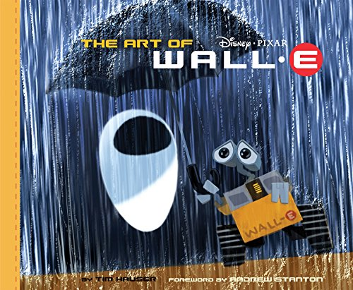 9780811862356: The Art of WALL-E