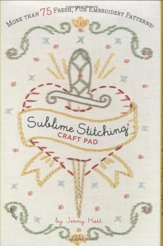 9780811862448: Sublime Stitching Craft Pad