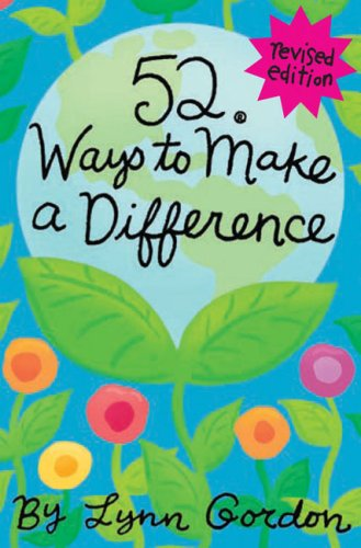 9780811862486: 52 Ways to Make a Difference (Revised) (52 Deck)