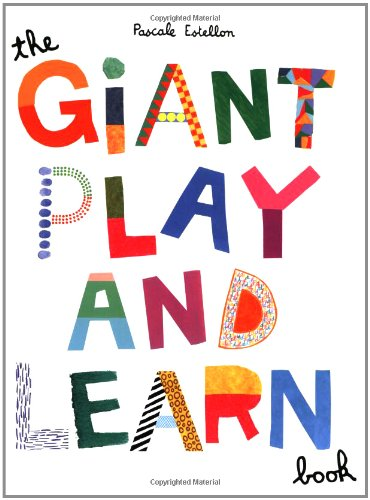 9780811862547: Giant Play and Learn Book