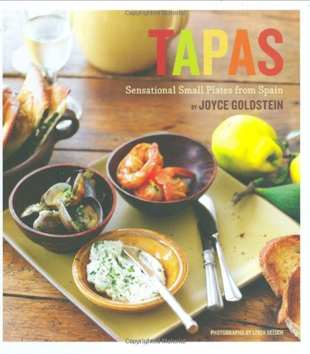 9780811862981: Tapas: Sensational Small Plates from Spain