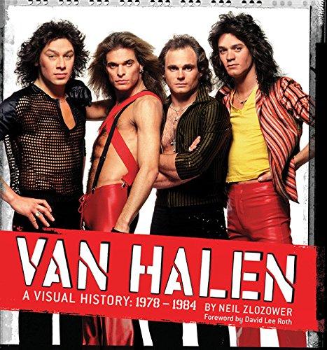 9780811863049: Van Halen: A Visual History : 1978 - 1984