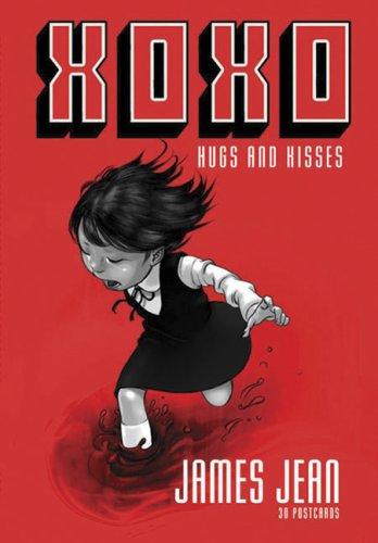 9780811863315: James Jean - XOXO Hugs and Kisses Postcard Book